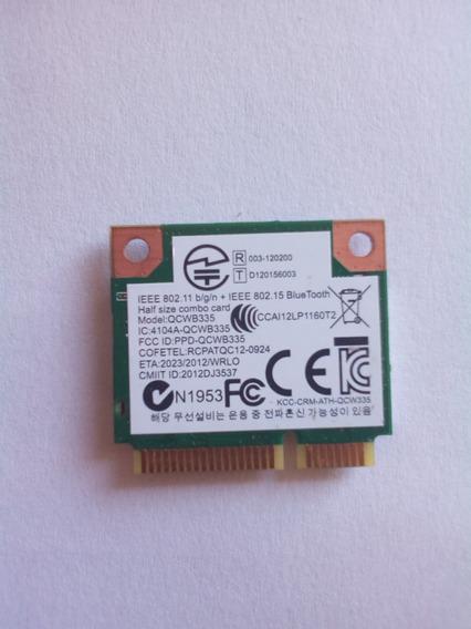 Placa Wifi Atheros Qcwb335