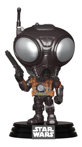 Figura Funko Pop Star War Mandalorian - Pop 9 (mt)