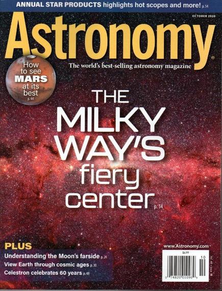 Astronomy Magazine - Exploração E Paixão Pelo Universo