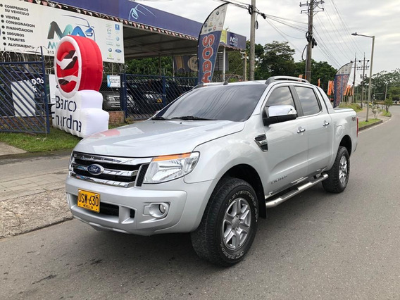 Ford Ranger Limited 4x4 Secuencial