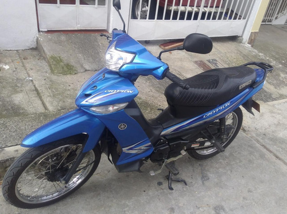 Yamaha Cryton 115 Modelo 2013
