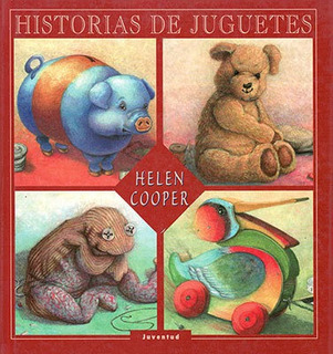 Historias De Juguetes, Helen Cooper, Juventud
