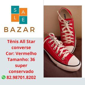 Tenis All Star Usado 4 Vzs