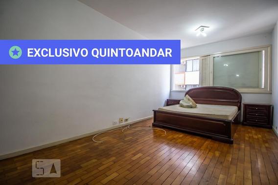 Studio No 9º Andar Com 1 Dormitório E 1 Garagem - Id: 892969632 - 269632