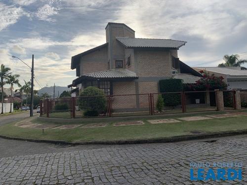 Imagem 1 de 15 de Casa Assobradada - Itacorubi - Sc - 641666