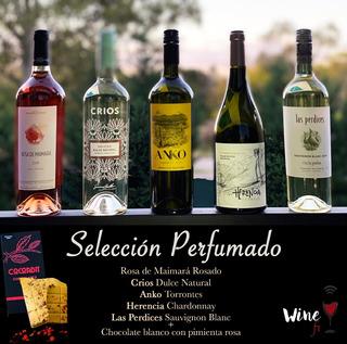 Vinos Premium - Selección Perfumado By Sommelier R.smoglie
