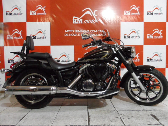 Yamaha Midnight Star 2014 Preta