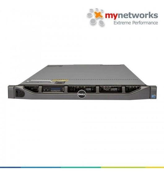 Servidor Dell R610 Mikrotik Routeros 04 Portas 10gb Rack 1u