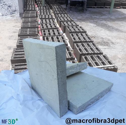 En Barranquilla Colombia Macrofibra 3d Pet,refuerzo Concreto