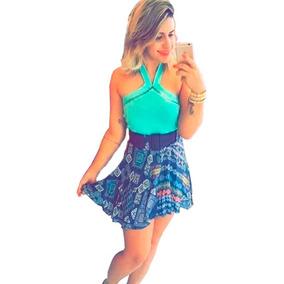 Moda Blusa Feminina Básica Estilosa Em Promoção