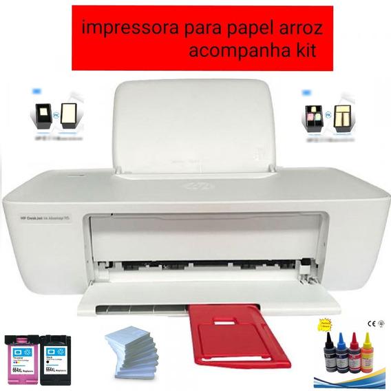 Impressora Para Papel Comestivel