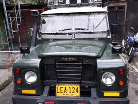 Land Rover Santana Santana Diesel 1979