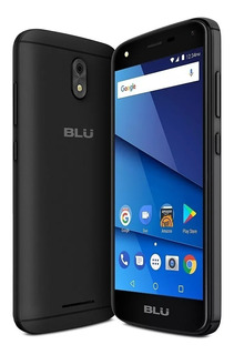 Celular Blu C5 8gb Flash Frontal Android 8.1 Capa + Pelic