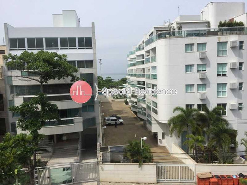 Imagem 1 de 15 de Cobertura-à Venda-barra Da Tijuca-rio De Janeiro - 500366