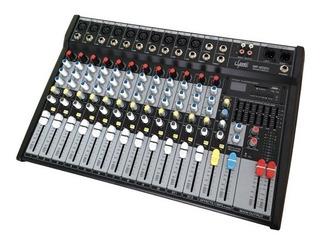 Consola De Sonido E-sound Mp-1202u