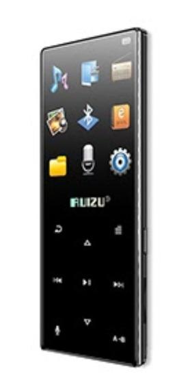Mp4 Ruizu D29 16g Bluetooth + Fone Bluetooth V9 Tws + Case