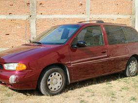 Camioneta Ford Windstar 1998 A Negociar