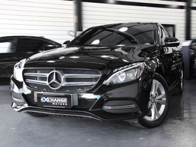 Mercedes Benz Classe C180 Exclusive Turbo 2015 26 Mil Km