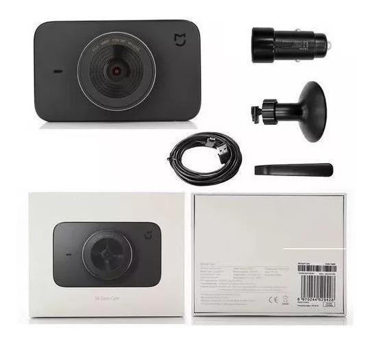 Xiaomi Smart Car Mi Dash Cam - Câmera Veicular Sensor Sony