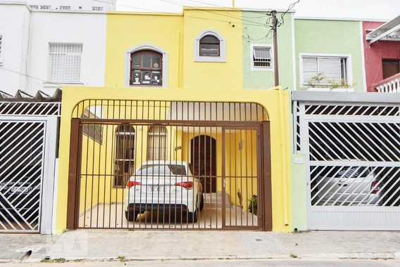 Casa Para Aluguel - Chácara Santo Antonio, 3 Quartos, 200 - 893105558