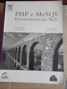 Php E Mysql Desenvolvimento Web - Welling E Thomson