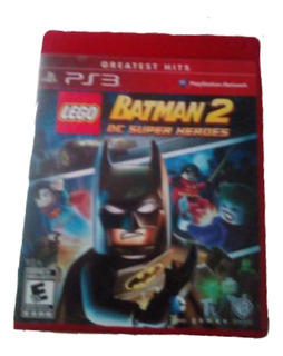 Lego Batman2 Ps3 Usado Original