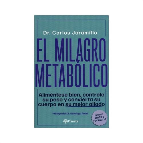 El Milagro Metabólico Libro Nuevo (fisico)