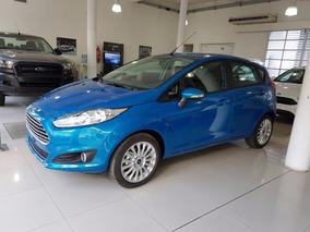 Ford Fiesta S Plus Financiado De Fabrica..cuotas Sin Interés