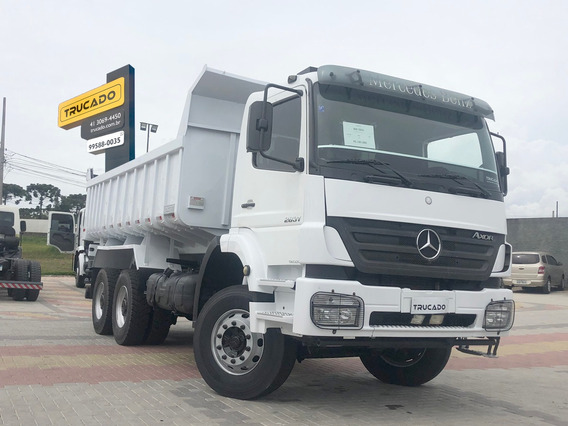 Caminhão Mb 2831 Caçamba Basculante = Vm 330 310 Cargo 3133