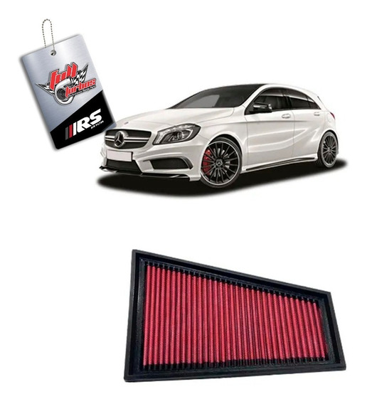 Filtro De Ar Esportivo Inbox Mercedes A200 Rs2940