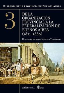 Libro 3. Historia De La Provincia De Bs As - Ternavasio