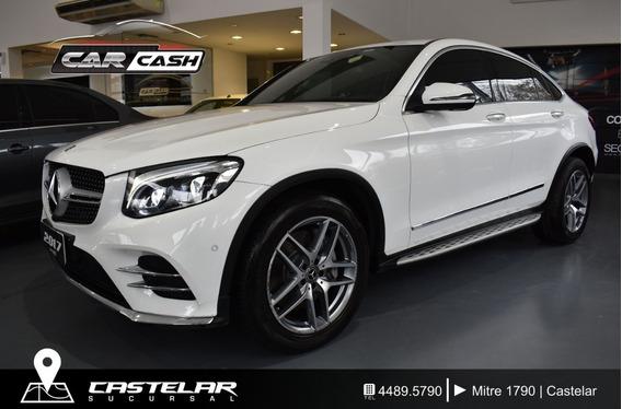 Mercedes Benz Glc 300 Coupe Amg-line - Car Cash