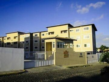 Imagem 1 de 10 de Apartamento Com 2 Dormitórios À Venda, 55 M² Por R$ 112.000,00 - Vale Do Sol - Parnamirim/rn - Ap0054