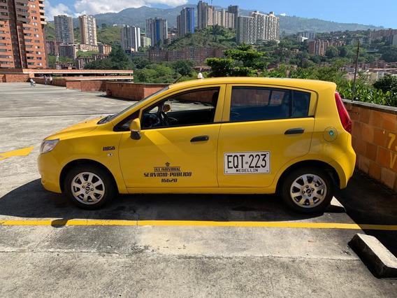 Taxi Chevrolet 2018