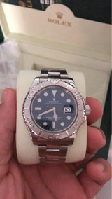 Rolex Yatchmaster 2013 Completo
