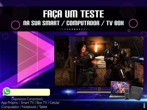 Imagem 1 de 2 de Tv Por Assinatura Bem Barato Venha Fazer Teste
