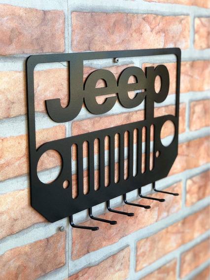 Porta Llaves Jeep Personalizado