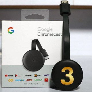 Chrome Cast 3