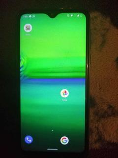 Celular Moto G8 Play Nuevo Gris 32gb. 1 Sim