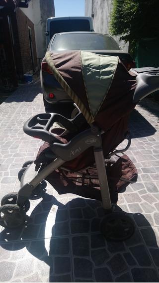 Cochecito Evenflo Con Huevito Y Base Para Auto