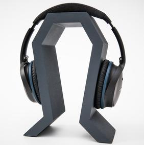Suporte Fone De Ouvido Headset Headphone  design Escandinavo