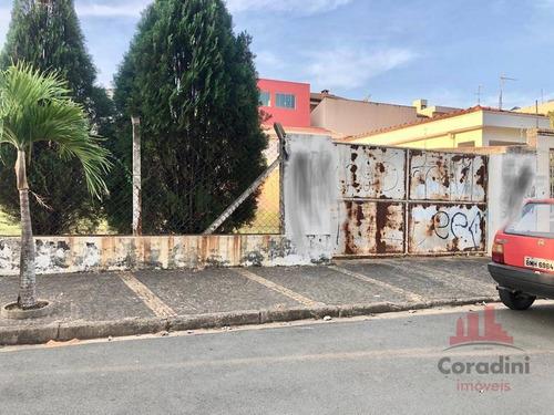 Imagem 1 de 2 de Terreno À Venda, 285 M² Por R$ 265.000,00 - Vila Borges - Santa Bárbara D'oeste/sp - Te0474