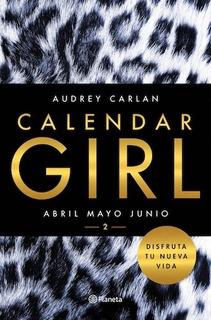 Calendar Girl 2 - Audrey Carlan