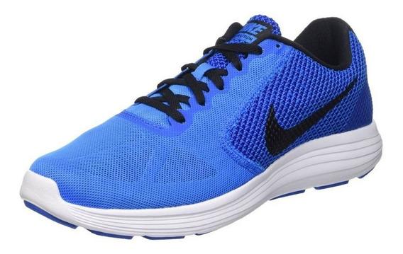 Zapatillas Nike Revolution 3 Hombre 7.5 Usa 25.5 Cm