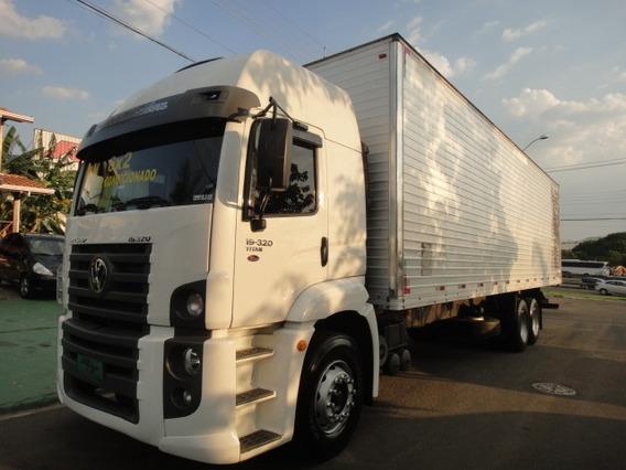 Volks 19.320 6x2 2011 Truck Bau, 19330,p340,g380 6x2 25.390
