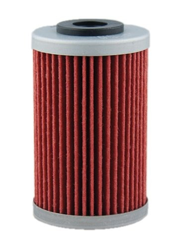 Imagen 1 de 3 de Hiflofiltro Hf155 Premium Oil Filter