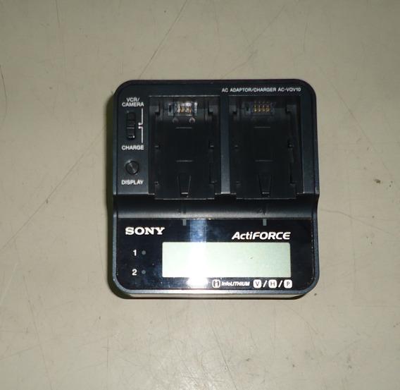 Carregador Sony Ac-vqv10