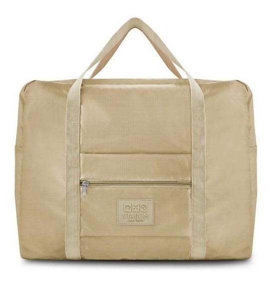 Bolsa De Viagem Dobrável Gg (viagem) Jacki Design - Arh18756