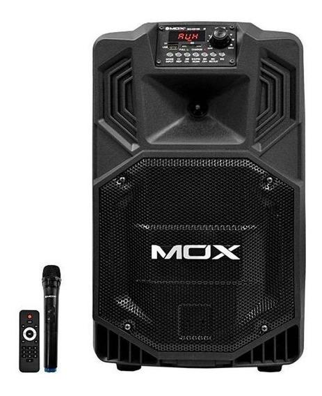 "Caixa De Som Mox Mo-k810b 10"" 8000w"