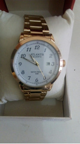 Relógio Quartz Atlants